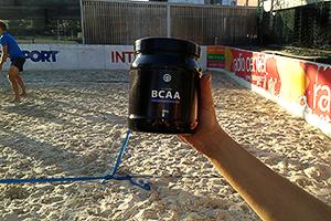 BCAA, šport