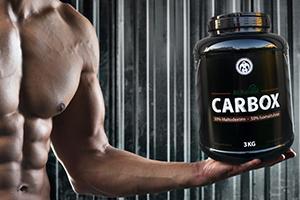 Carbox, ogljikovi hidrati