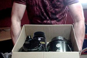 Paket za mišično maso Gorilla Labs