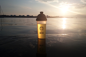Shaker za plažo