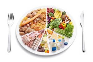 Hrana z visokim in nizkim glikemičnim indeksom