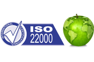 Certifikat ISO 22000