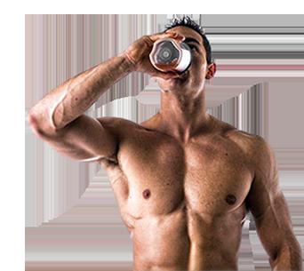 Paket za pridobivanje mišične mase