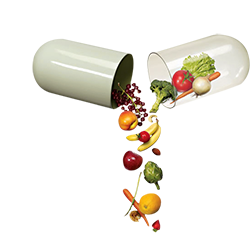 Popoln spekter vitaminov in mineralov z antioksidanti